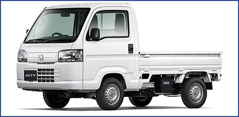 ホンダ ACTY SDX(4WD) 11