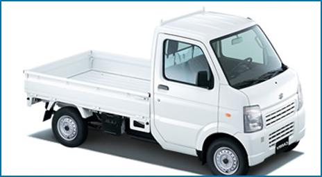 スズキ キャリィ KC パワステ(4WD)