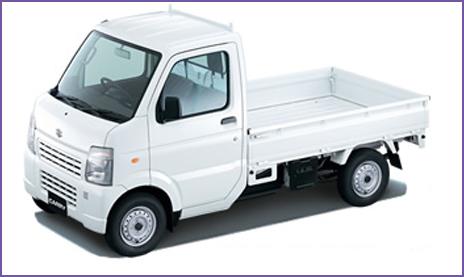 スズキ キャリィ KCエアコン・パワステ(4WD)