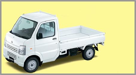 スズキ キャリィ KC(4WD)