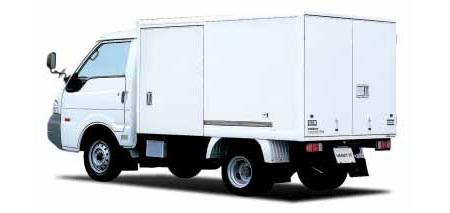 日産 バネットトラック 保冷車