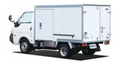 日産 バネットトラック 冷凍・冷蔵車