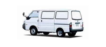 日産 バネットバン 保冷車