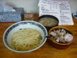 康家_塩つけ麺