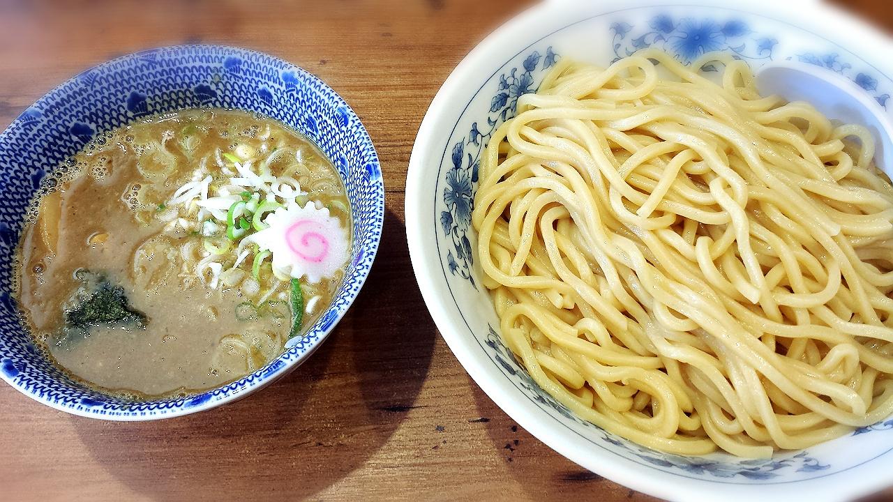 大崎ウィズシティーに復活した六厘舎のつけ麺