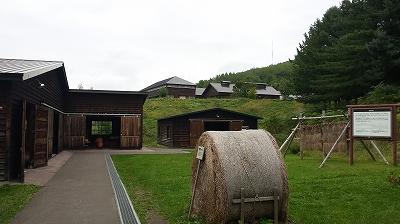 網走刑務所博物館小屋