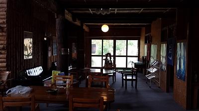 ウトロゲストハウス談話室