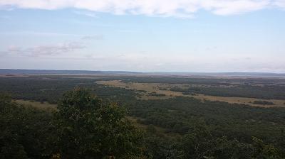 釧路湿原風景