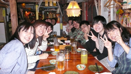 9月28日 もんちゃん就職祝い宴 016