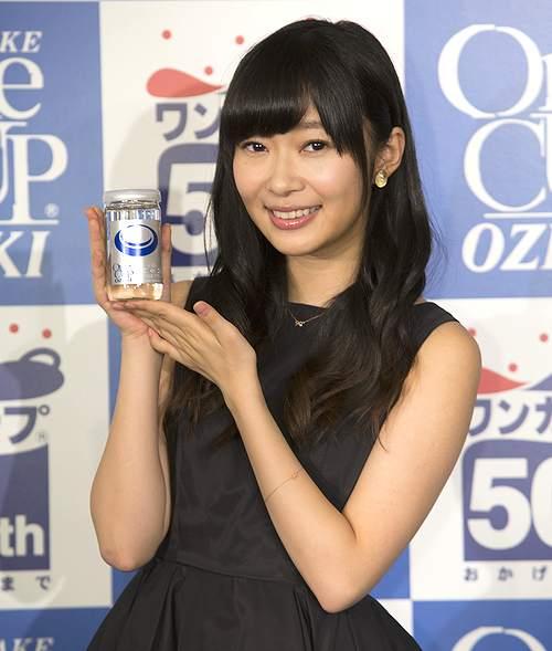 HKT48指原莉乃、ワンカップ大関のイメージキャラに TVCMも10月から放送36