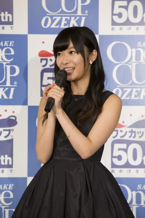HKT48指原莉乃、ワンカップ大関のイメージキャラに TVCMも10月から放送41