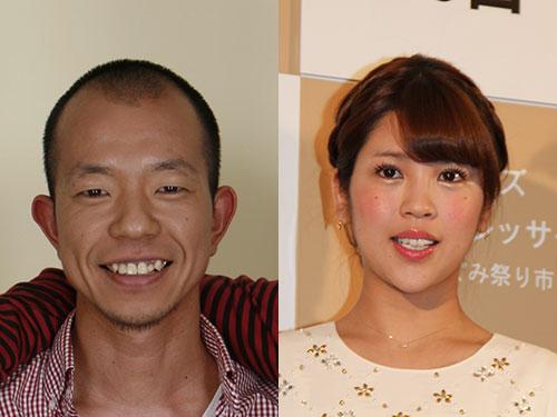 バイきんぐ・小峠英二(38)と坂口杏里(23)、手つなぎデート撮られた1