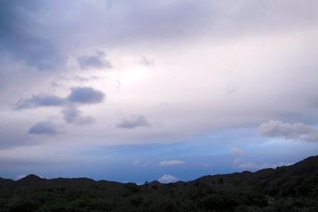 12月18日朝東空