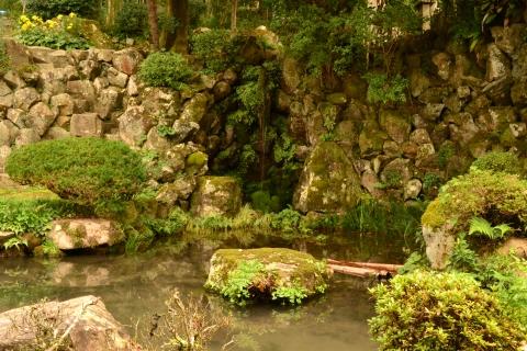 宝泉寺 滝
