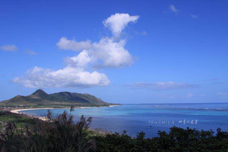 石垣島 11月の海