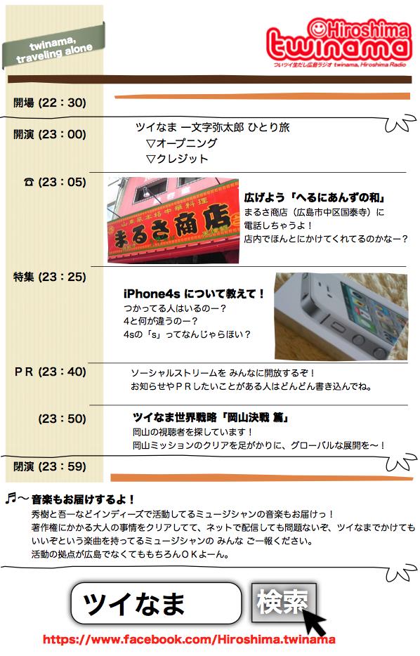 twinama traveling alone vol1(2011年10月18日)