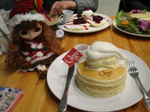 スペシャルパンケーキ