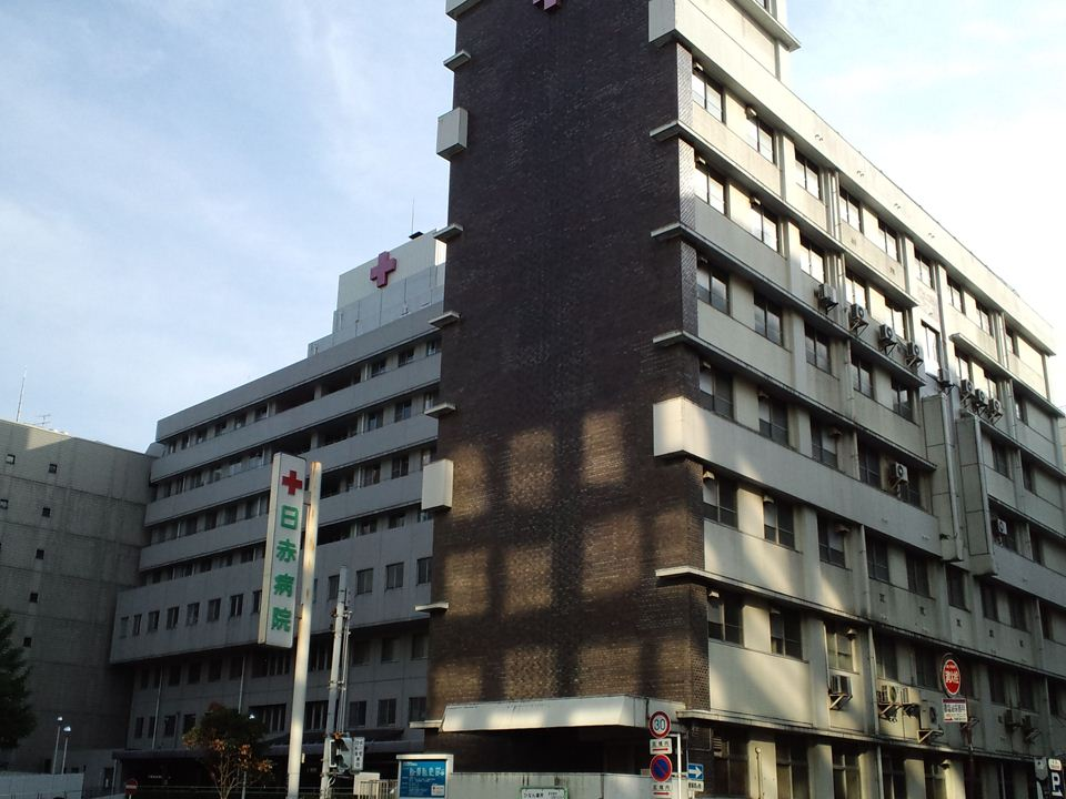 建設中@静岡 静岡赤十字病院 増...