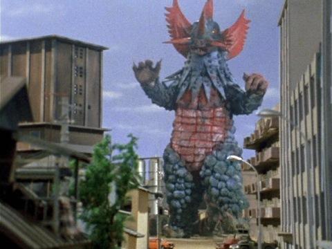 黒雲超獣 レッドジャック