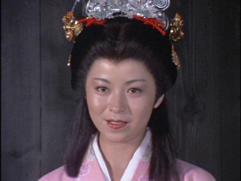 舞姫(演:石田えり2役)