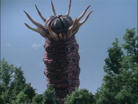 超空間共生怪獣 アネモス