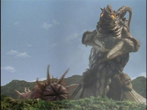 超空間共生怪獣 クラブガン