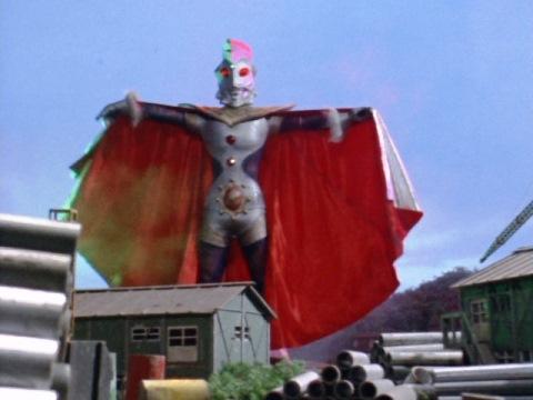 伝説の超人 ウルトラマンキング