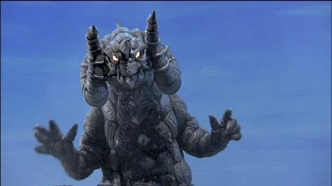剛力怪獣 キングシルバゴン