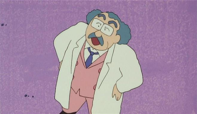 アクション仮面対ハイグレ魔王 北春日部博士