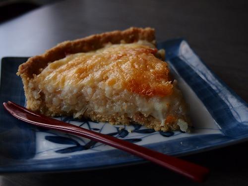 玄米キッシュ8