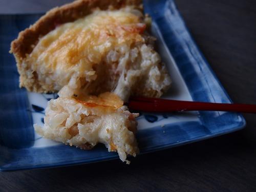 玄米キッシュ9
