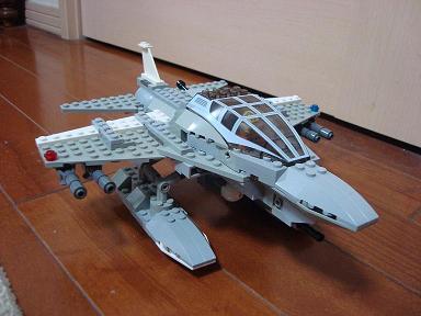 アラウデ水上機型