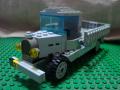 十一年式四輪自動貨車