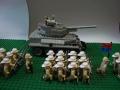 歩兵、機甲師団の直協