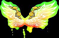 1102555大天使の羽(黄)