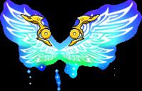 1102586大天使の羽(青)