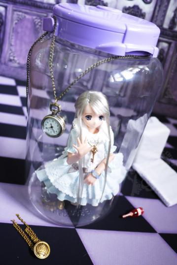 Captured fairy