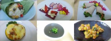 セミナー料理