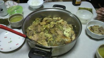 キャベツの煮浸し