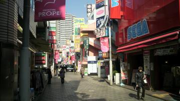 所沢商店街1