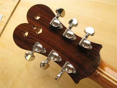 マホガニーギター