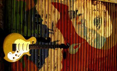 サイケデリックギター