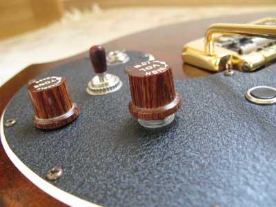 ギターフェーズスイッチ