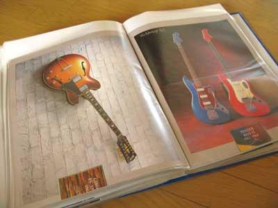 ヴィンテージギターおまけ