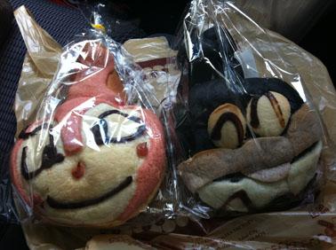 あんぱんまんのパン 3