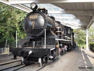 9600形式機関車