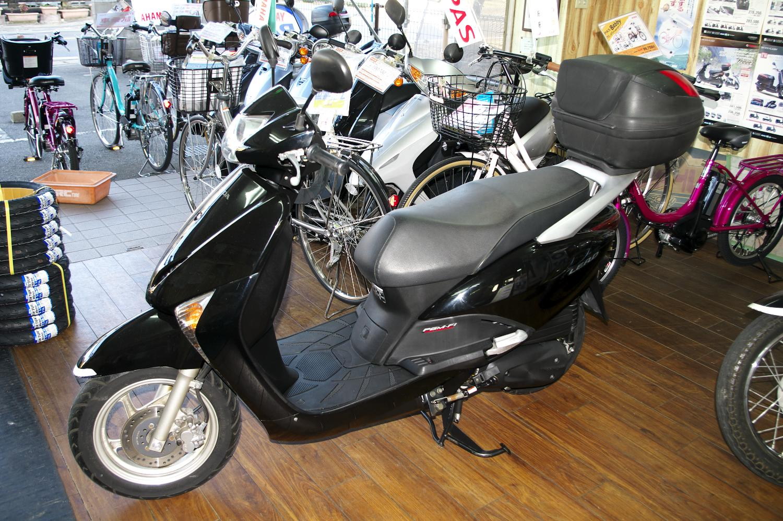 リード110の2008モデル