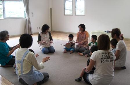 愛名親子教室1