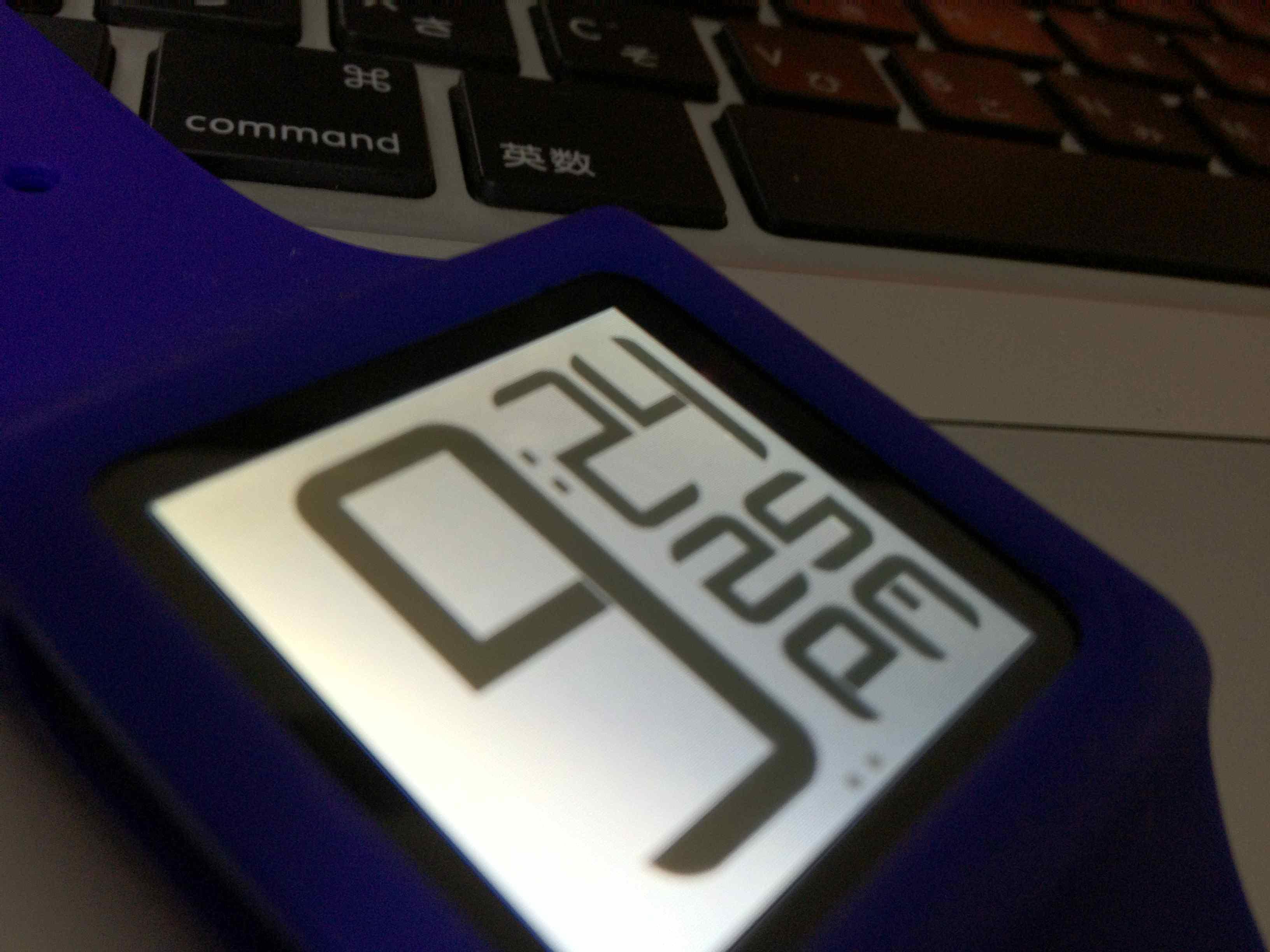 ナノ時計HDR