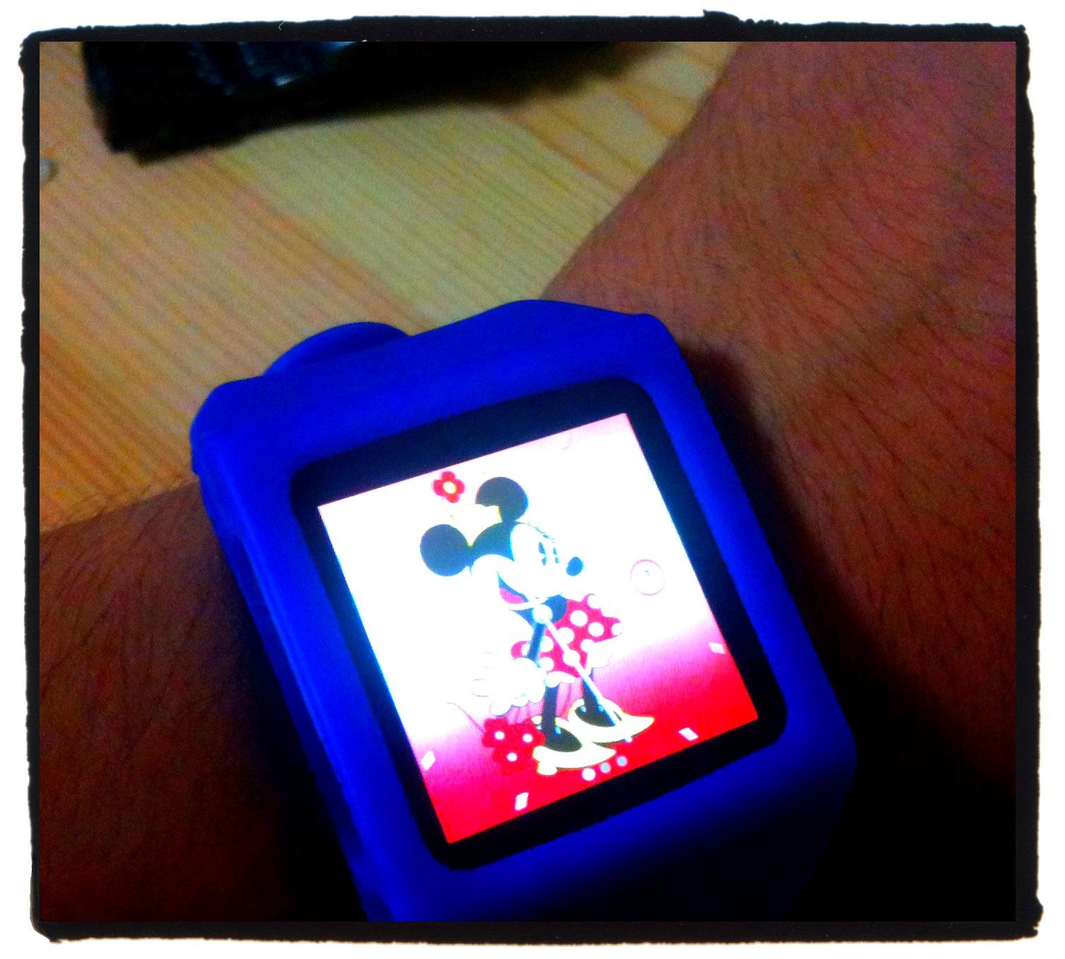 ミニー時計
